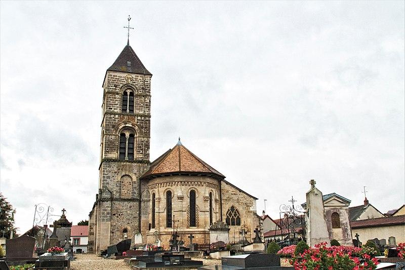 Photo du Monument Historique Eglise situé à Ambonnay