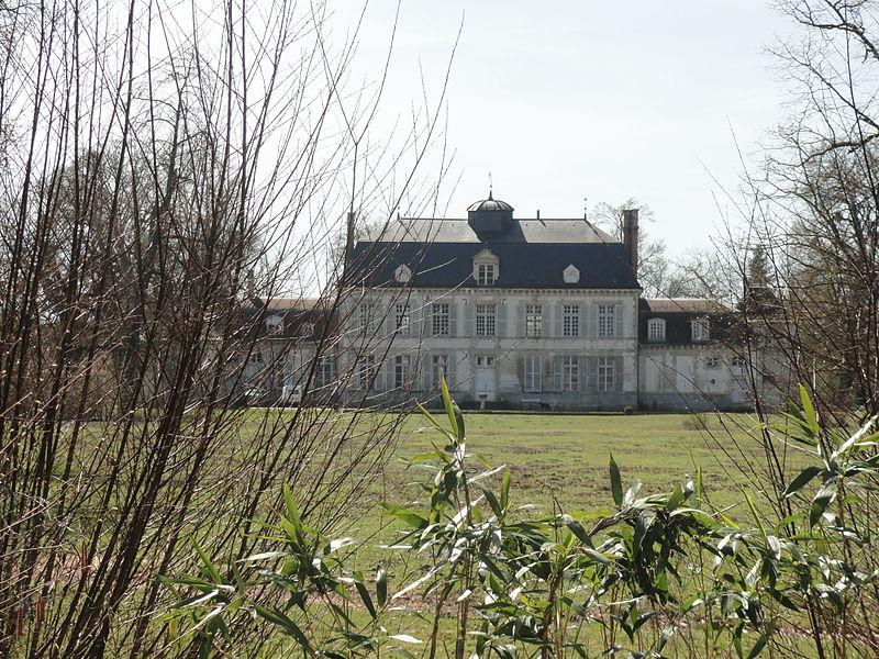 Photo du Monument Historique Château situé à Athis