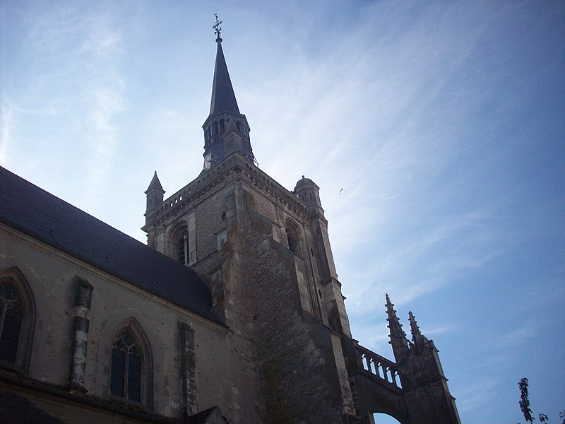 Photo du Monument Historique Eglise situé à Ay