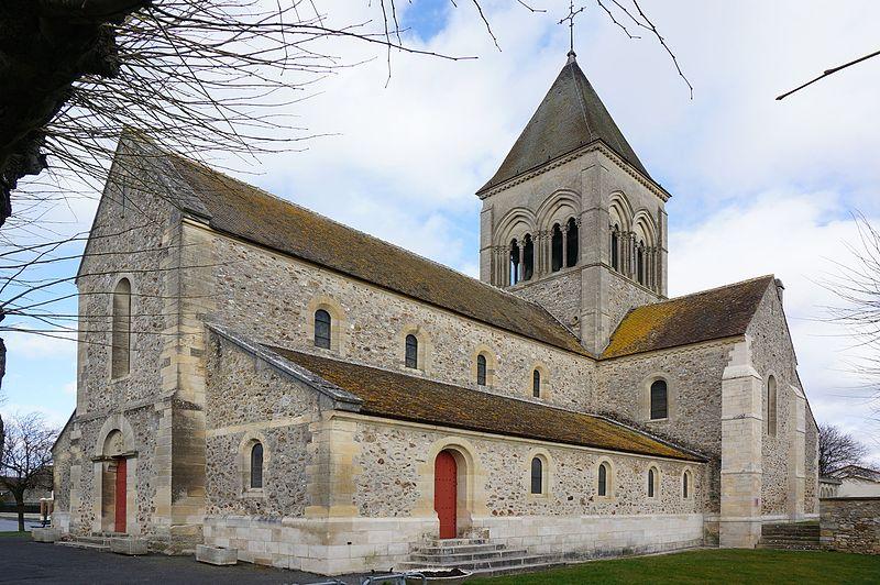 Photo du Monument Historique Eglise situé à Beine-Nauroy