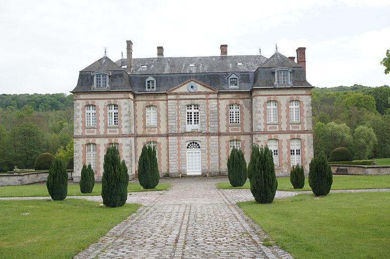 Photo du Monument Historique Château situé à Bergères-sous-Montmirail
