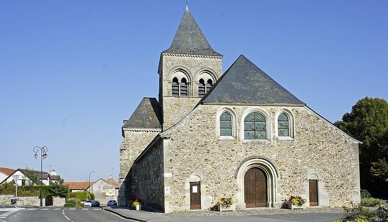 Photo du Monument Historique Eglise situé à Berru
