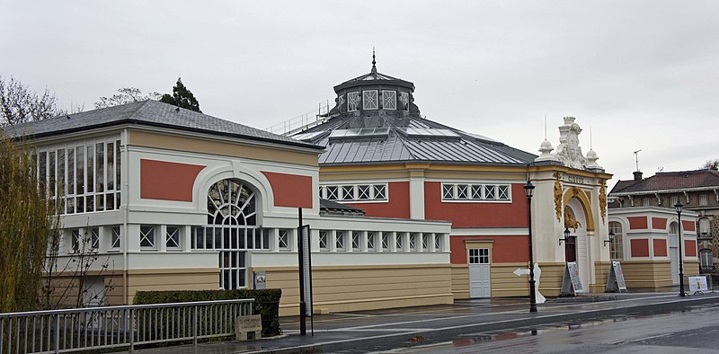 Photo du Monument Historique Cirque situé à Châlons-en-Champagne