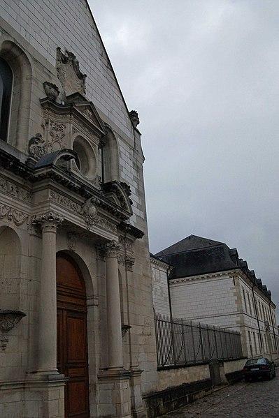 Photo du Monument Historique Couvent de Vinetz situé à Châlons-en-Champagne