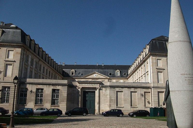 Photo du Monument Historique Ecole Nationale Supérieure d'Arts et Métiers situé à Châlons-en-Champagne