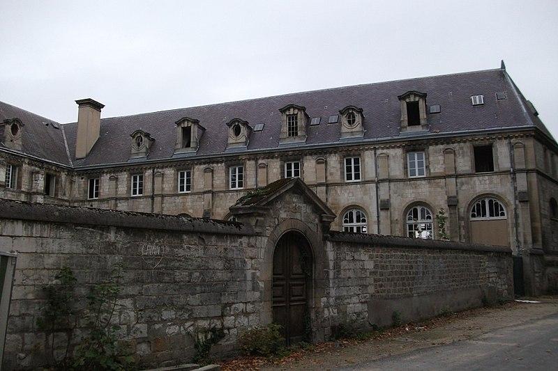 Photo du Monument Historique Ancienne abbaye de Toussaint, ancienne école normale d'instituteurs situé à Châlons-sur-Marne