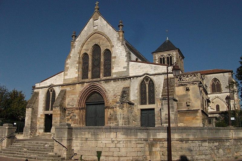 Photo du Monument Historique Eglise Saint-Jean situé à Châlons-sur-Marne