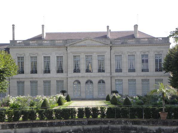 Photo du Monument Historique Hôtel des Intendants de Champagne situé à Châlons-en-Champagne