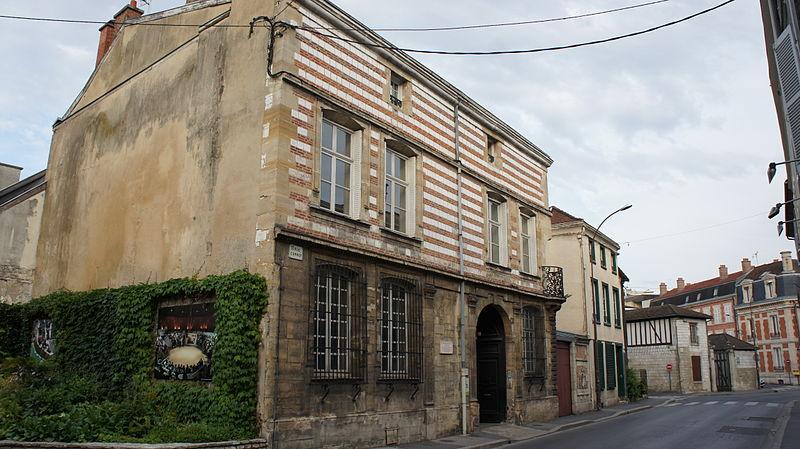Photo du Monument Historique Immeuble situé à Châlons-en-Champagne