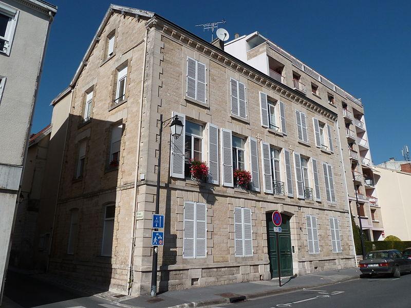 Photo du Monument Historique Immeuble situé à Châlons-sur-Marne