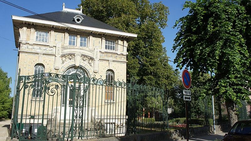 Photo du Monument Historique Maison style 1900 situé à Châlons-sur-Marne
