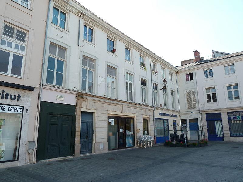 Photo du Monument Historique Maisons situé à Châlons-en-Champagne
