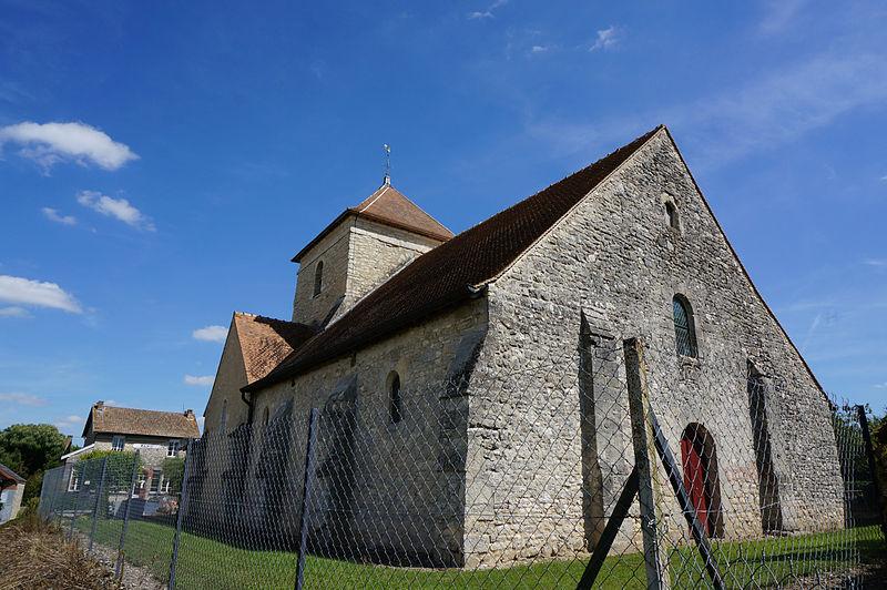 Photo du Monument Historique Eglise situé à Chambrecy