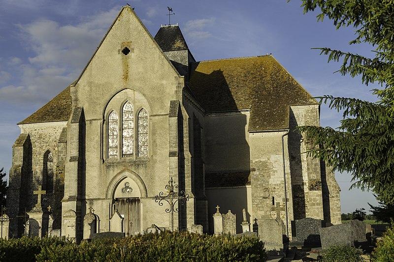 Photo du Monument Historique Eglise situé à La Chapelle-Lasson
