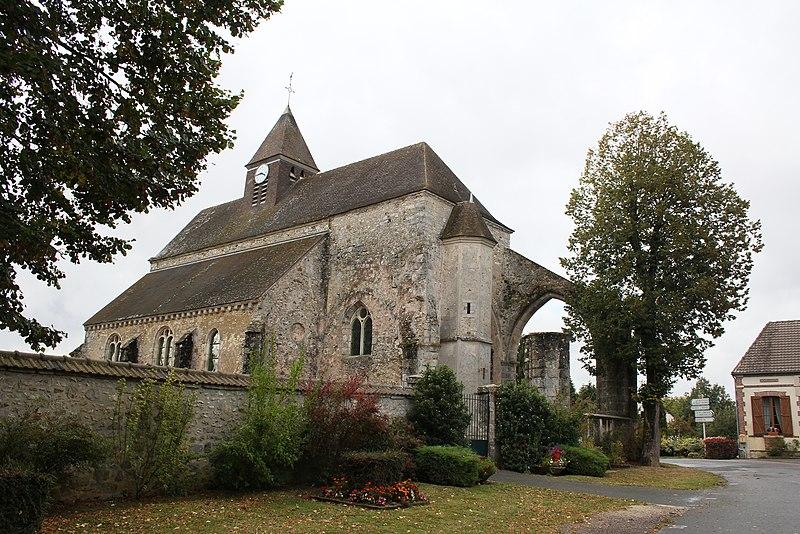 Photo du Monument Historique Eglise situé à Charleville