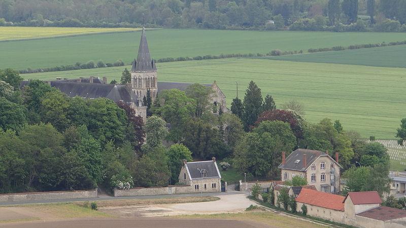 Photo du Monument Historique Prieuré de Binson situé à Châtillon-sur-Marne