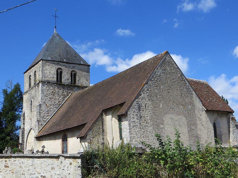 Photo du Monument Historique Eglise situé à Corfélix