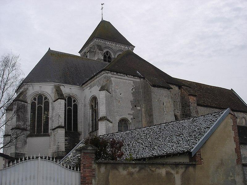 Photo du Monument Historique Eglise de la Nativité de la Vierge situé à Corroy