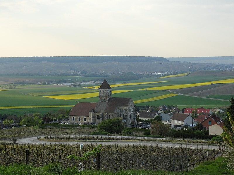 Photo du Monument Historique Eglise situé à Cuis