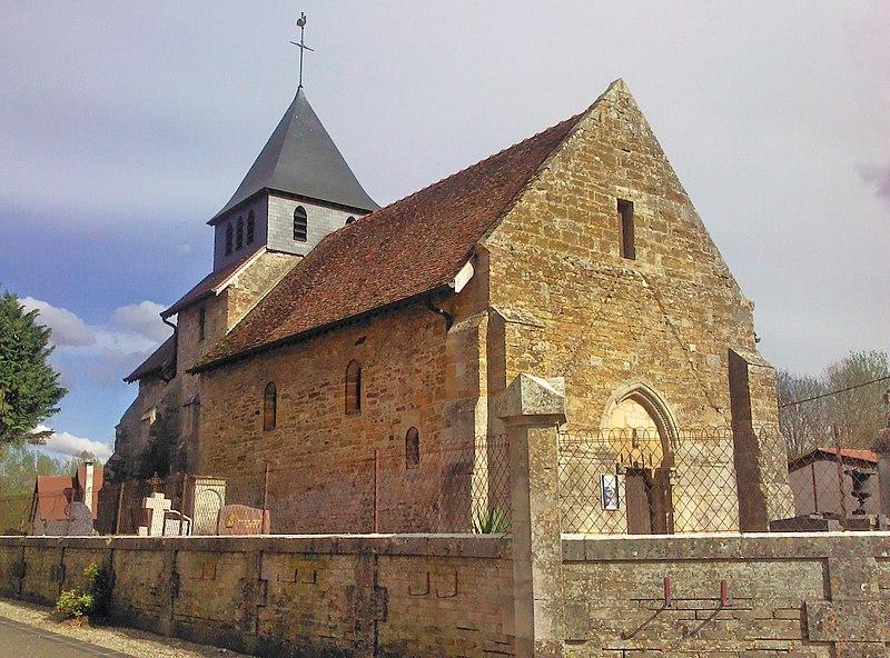 Photo du Monument Historique Eglise situé à Dompremy