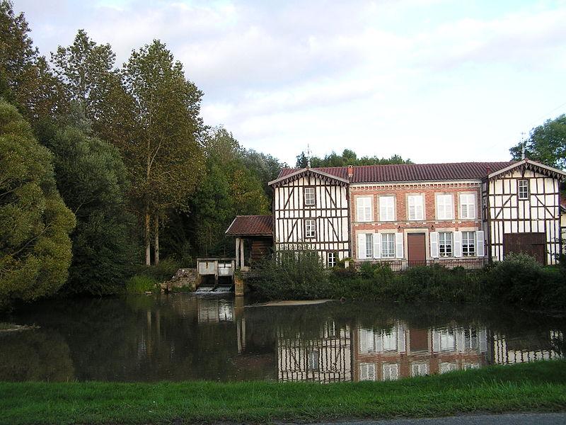 Photo du Monument Historique Ancien moulin situé à Dompremy