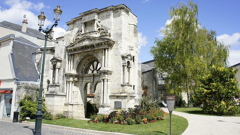 Photo du Monument Historique Eglise Saint-Martin situé à Epernay