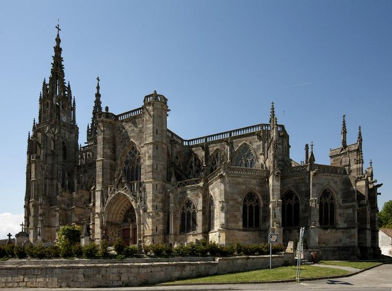 Photo du Monument Historique Eglise Notre-Dame situé à Epine (L')
