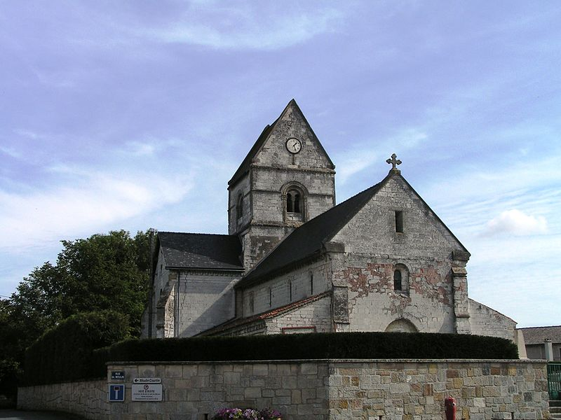 Photo du Monument Historique Eglise situé à Francheville
