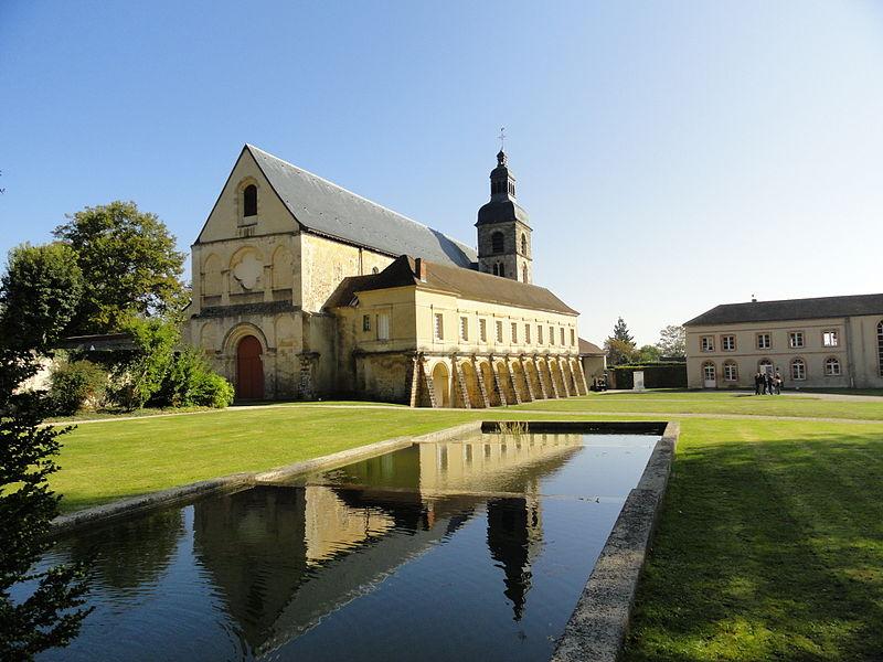 Photo du Monument Historique Abbaye situé à Hautvillers