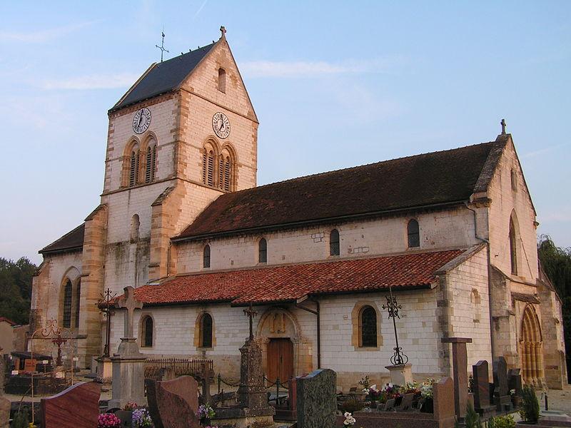 Photo du Monument Historique Eglise situé à Heiltz-l'Evêque