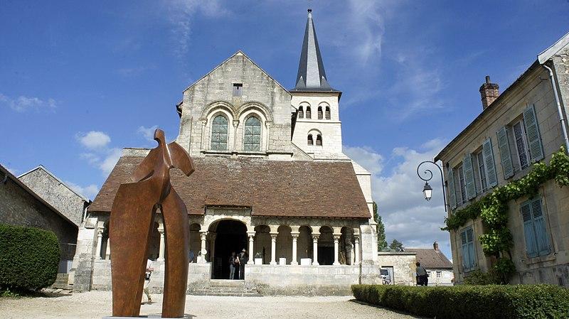 Photo du Monument Historique Eglise Saint-Sauveur situé à Hermonville