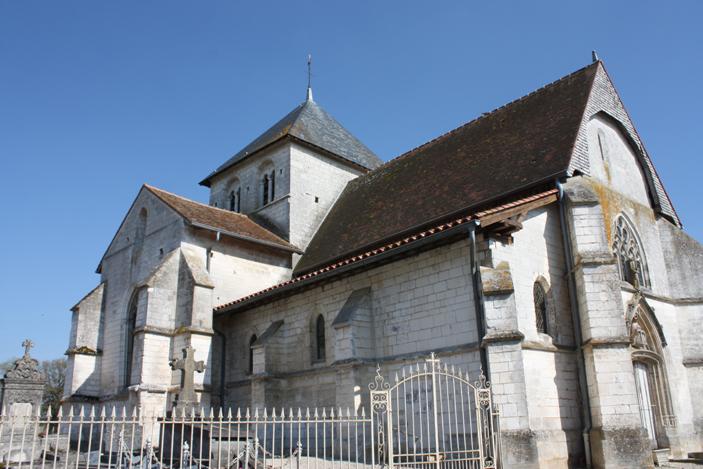 Photo du Monument Historique Eglise situé à Humbauville