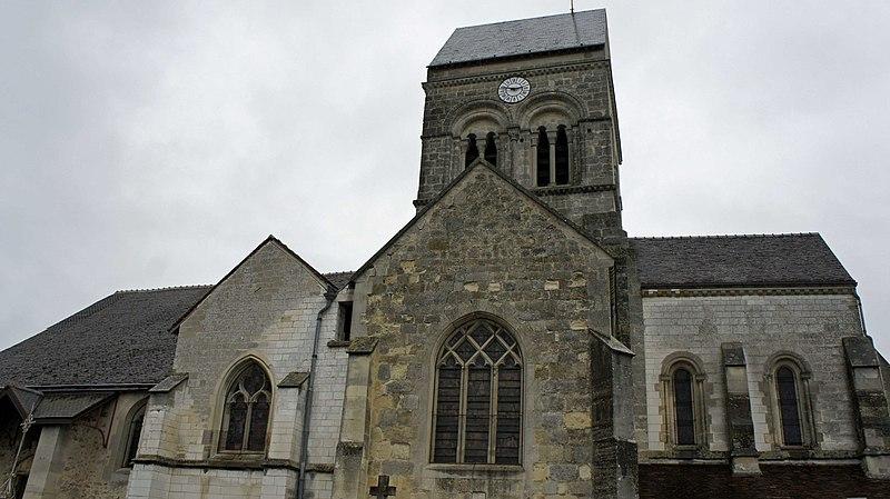 Photo du Monument Historique Eglise situé à Jâlons