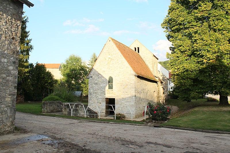 Photo du Monument Historique Eglise situé à Jonquery