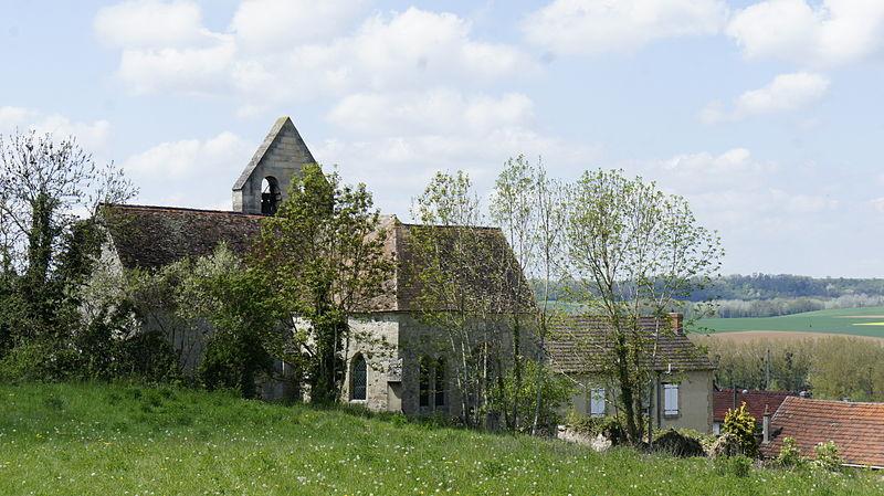 Photo du Monument Historique Eglise situé à Magneux