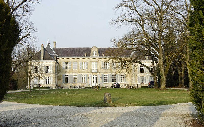 Photo du Monument Historique Château situé à Mairy-sur-Marne