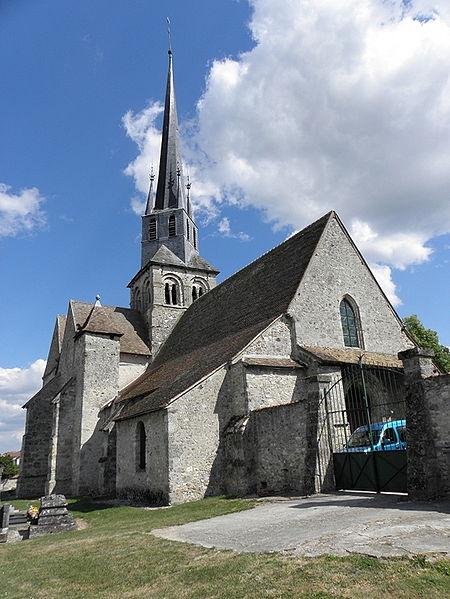 Photo du Monument Historique Eglise situé à Mareuil-le-Port
