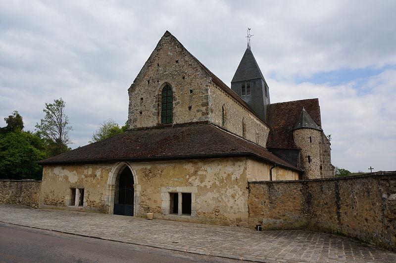 Photo du Monument Historique Eglise situé à Montmort-Lucy
