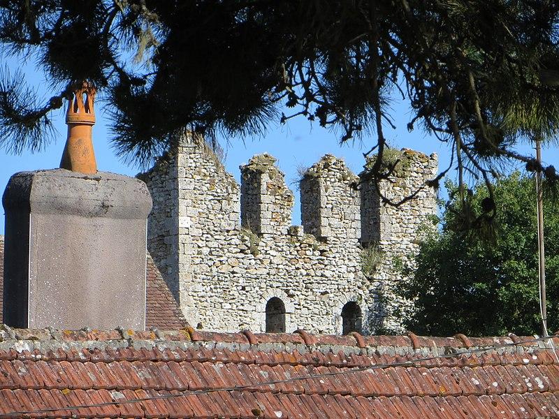 Photo du Monument Historique Abbaye situé à Nesle-la-Reposte