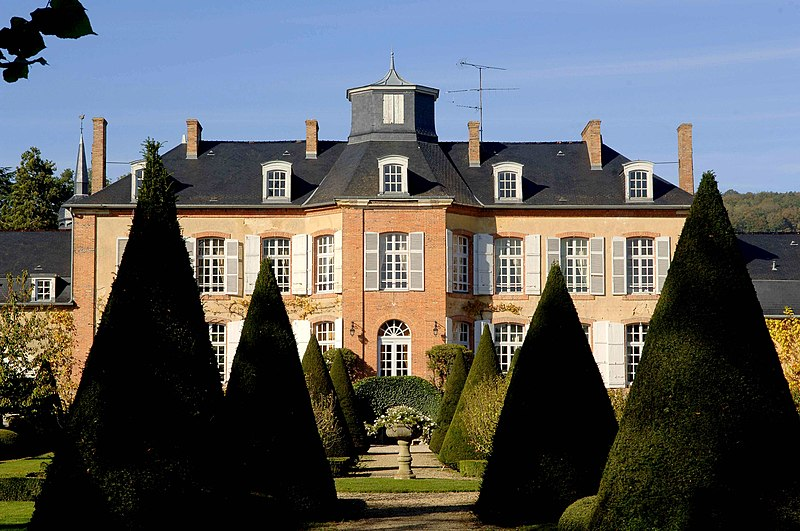 Photo du Monument Historique Maison «Les Aulnois» situé à Pierry