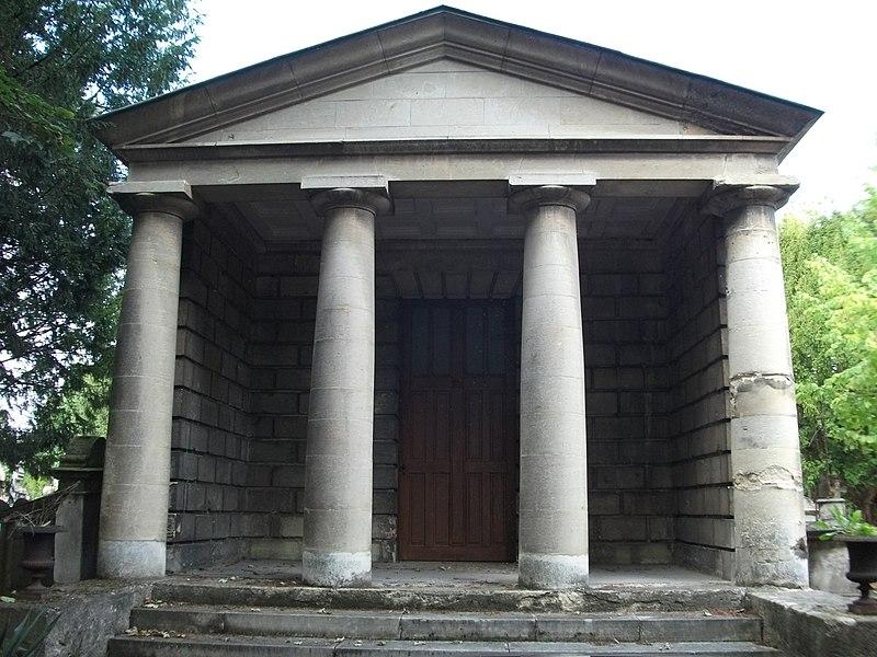 Photo du Monument Historique Chapelle située à l'entrée du cimetière du Nord situé à Reims