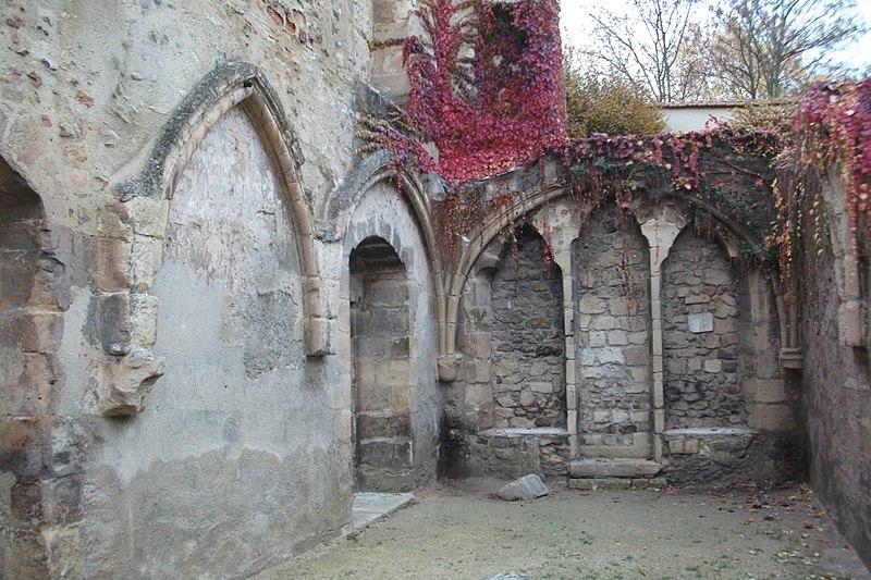 Photo du Monument Historique Couvent des Jacobins (vestiges de l'ancien) situé à Reims