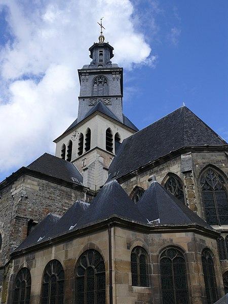 Photo du Monument Historique Eglise Saint-Jacques situé à Reims