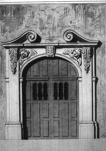Photo du Monument Historique Eglise Saint-Michel situé à Reims