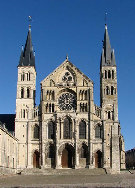 Photo du Monument Historique Eglise Saint-Rémi situé à Reims