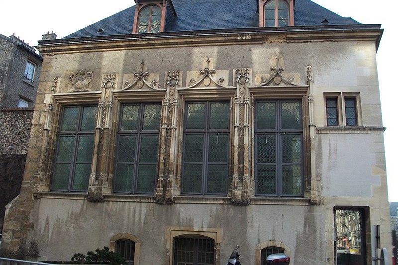 Photo du Monument Historique Hôtel de Bézannes situé à Reims