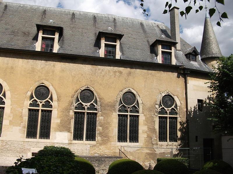 Photo du Monument Historique Hôtel Le Vergeur situé à Reims