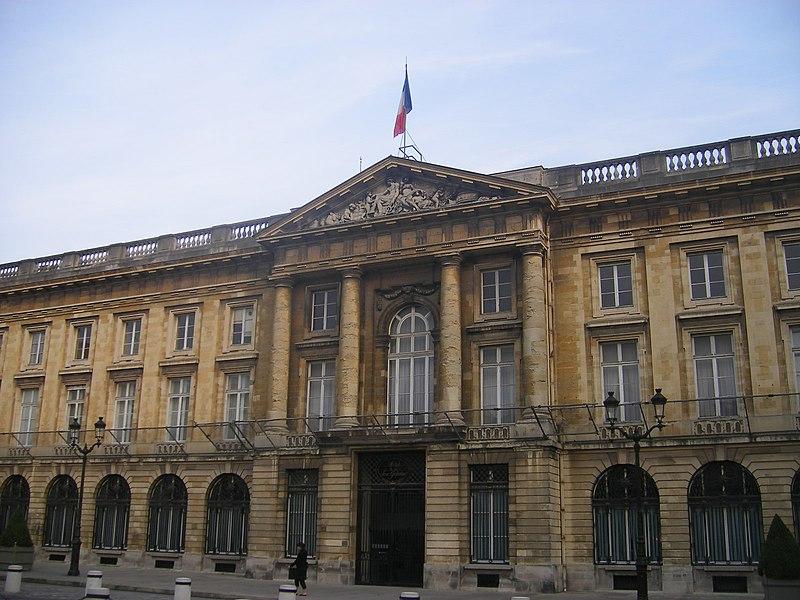 Photo du Monument Historique Immeuble (ancienne douane) situé à Reims