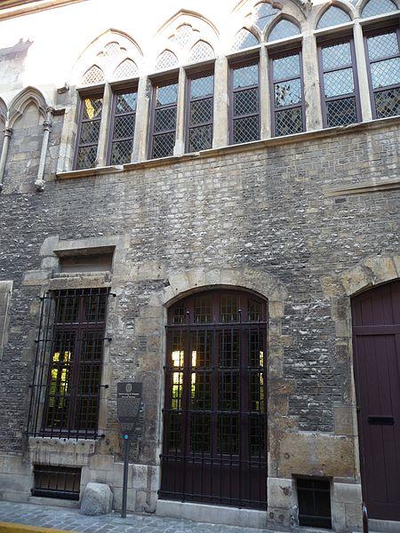 Photo du Monument Historique Immeuble situé à Reims
