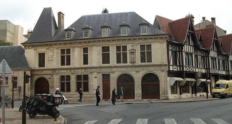 Photo du Monument Historique Maison natale de Jean-Baptiste de la Salle situé à Reims